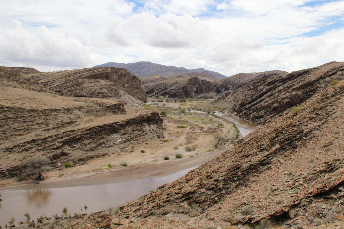 Kuiseb Canyon