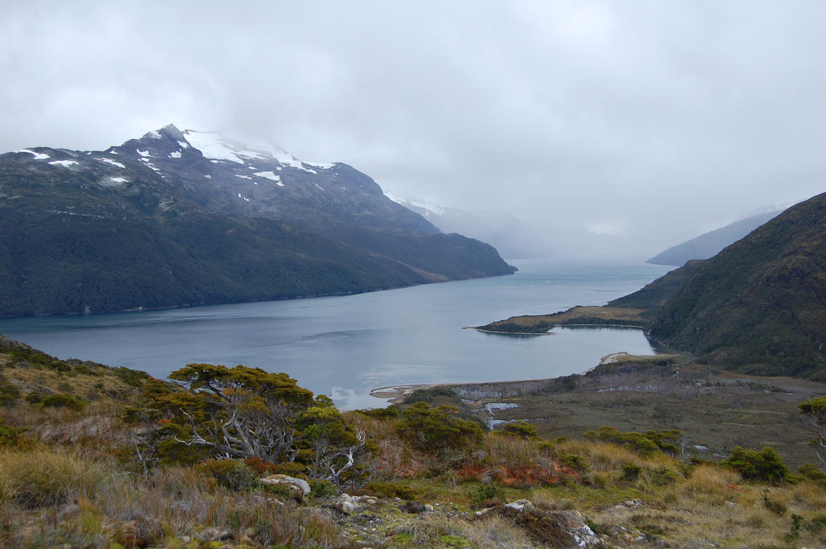 Beagle Channel and Caleta Olla